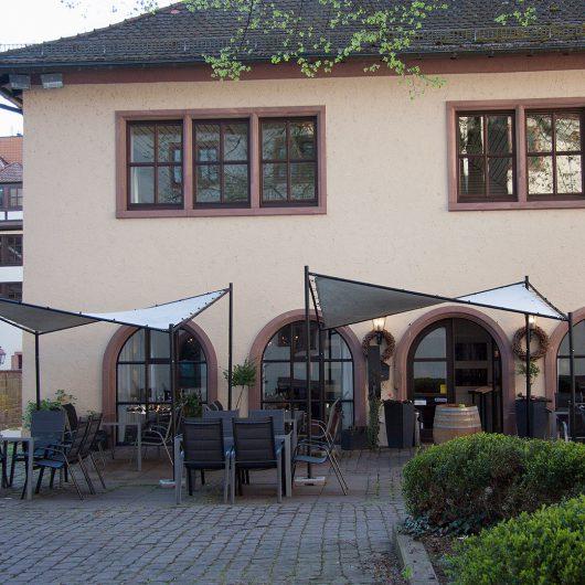 Restaurant Dinges Wertheim Außenansicht